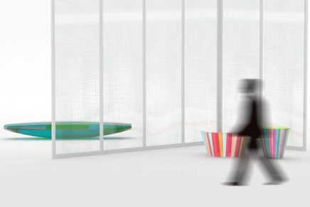 AGC Asahi Glass e la percezione tattile del vetro