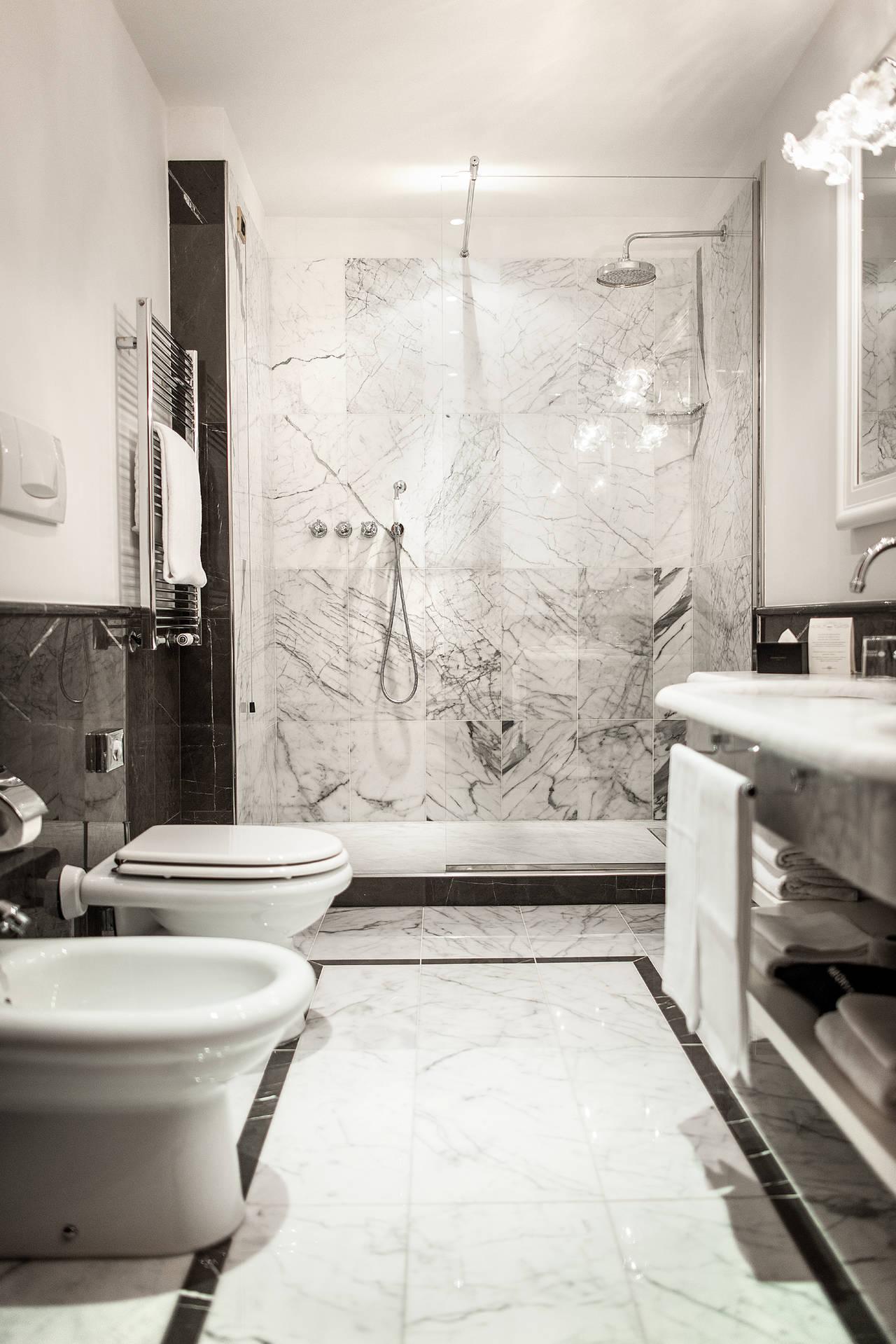 Margraf per il Baglioni Hotels di Milano e Roma