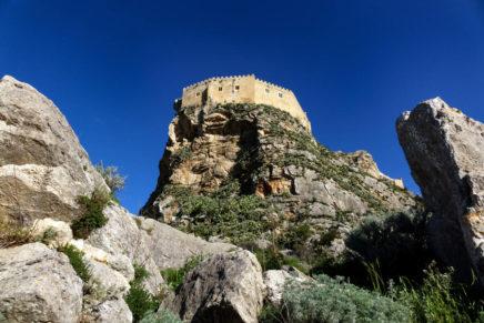 Itinerari di Pietra. Viaggio tra paesaggi e castelli al centro della Sicilia