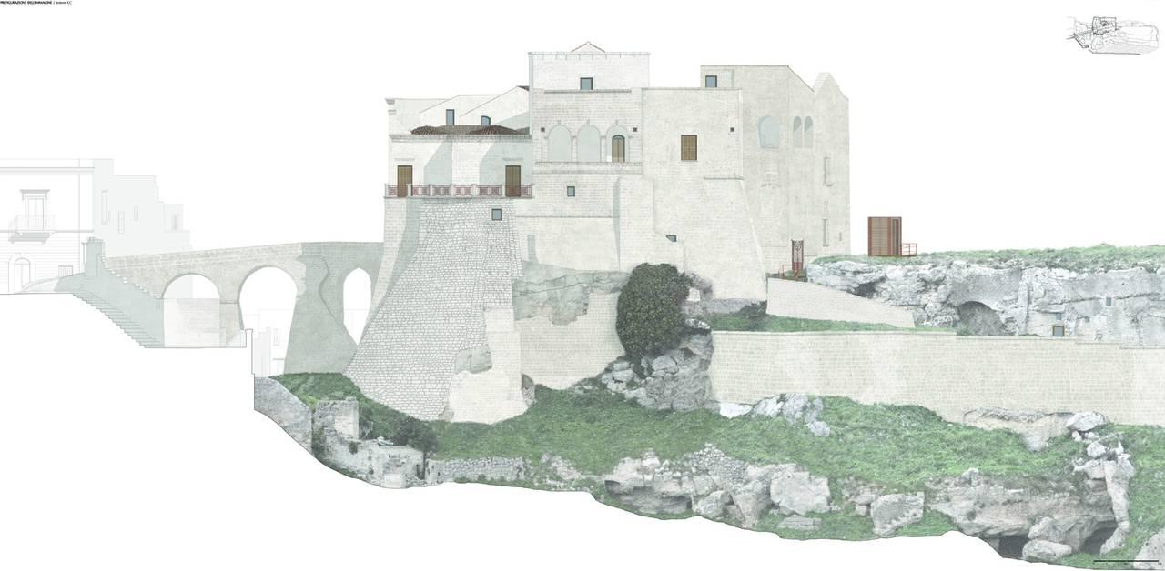 ORO_Restauro del Castello di Ginosa