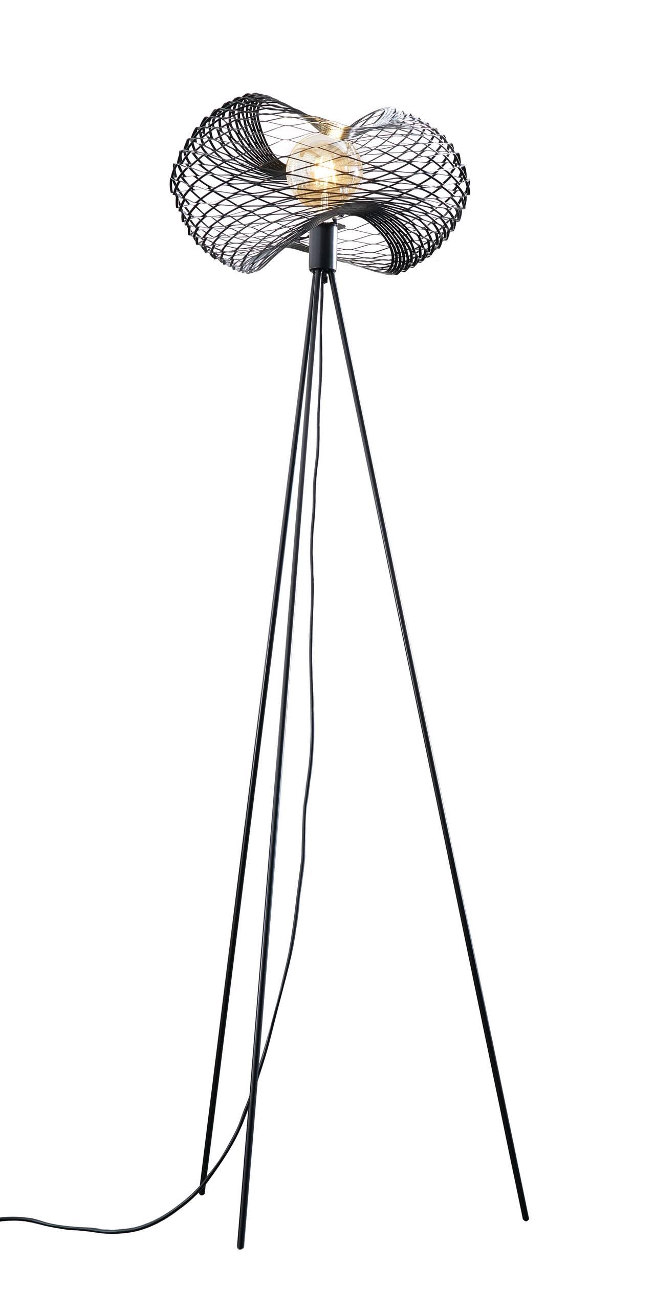 Lampada da terra Net Light by Paolo Ulian
