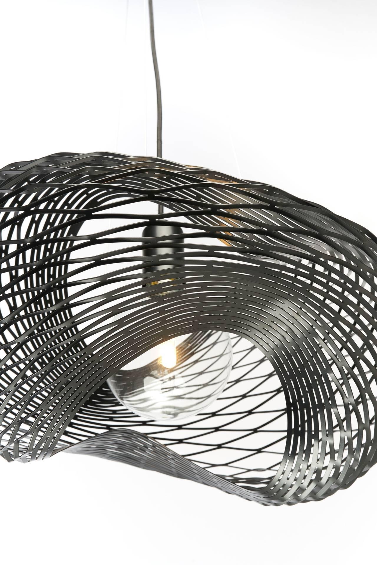 Sospensione Net Light by Poalo Ulian