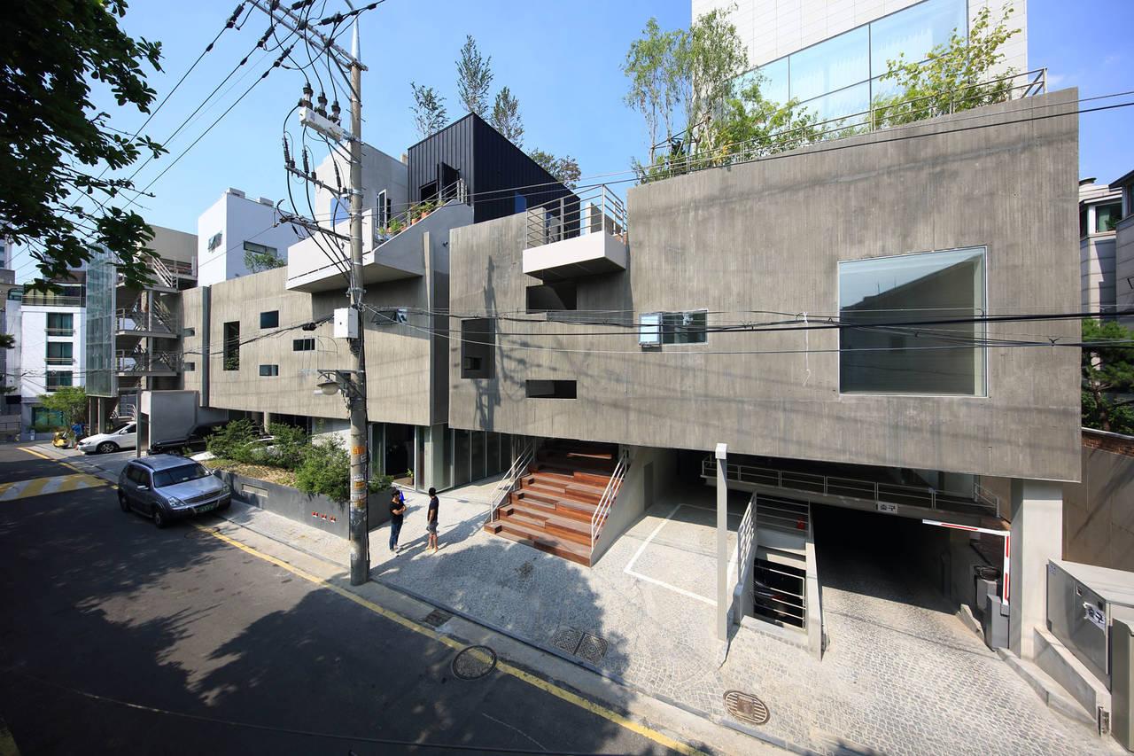 Kim Young-joon, ZWKM Block Seoul, 2011-2015