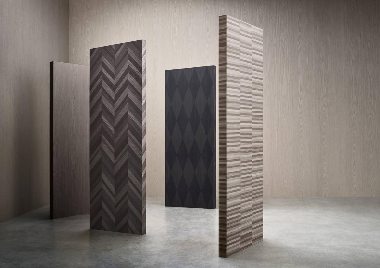 Collezione Tarsie Xilo 2.0 by Piero Lissoni