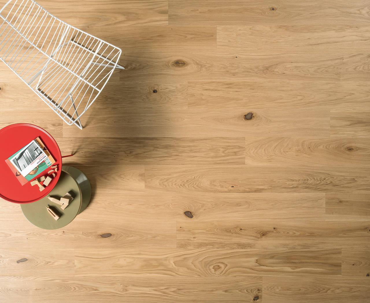 Collezione di parquet Contatto di Woodco