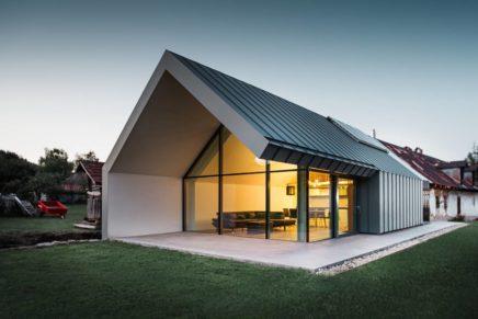 Laboratorio di architettura a Erdöhorváthi