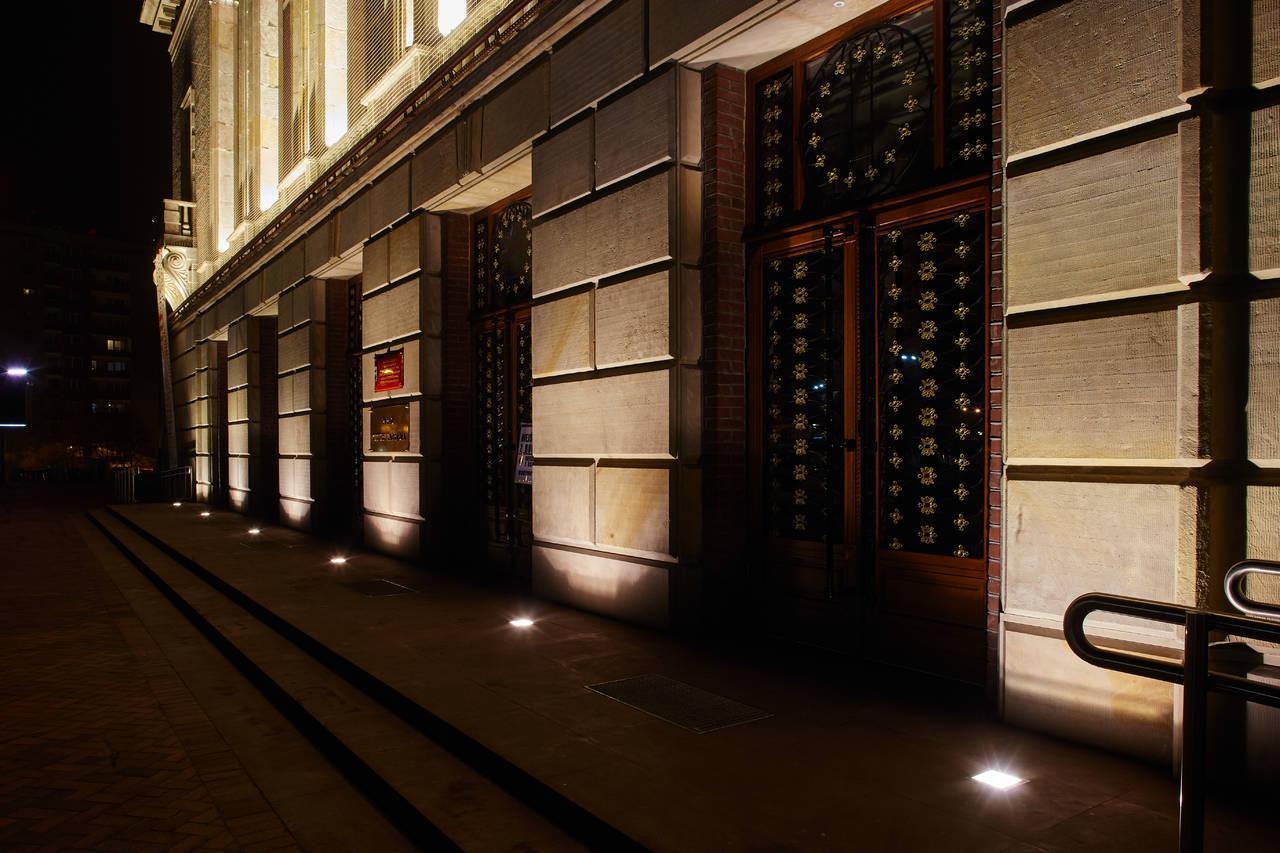 Linea Light per il Palazzo della Cultura in Polonia