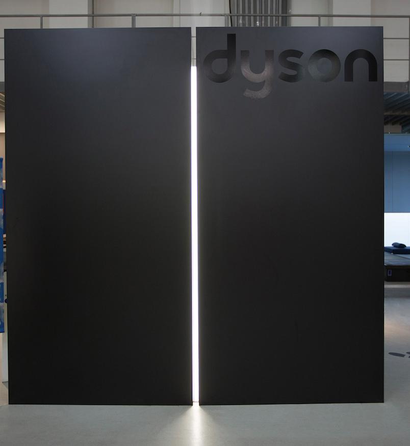 Dark Cube by Dyson