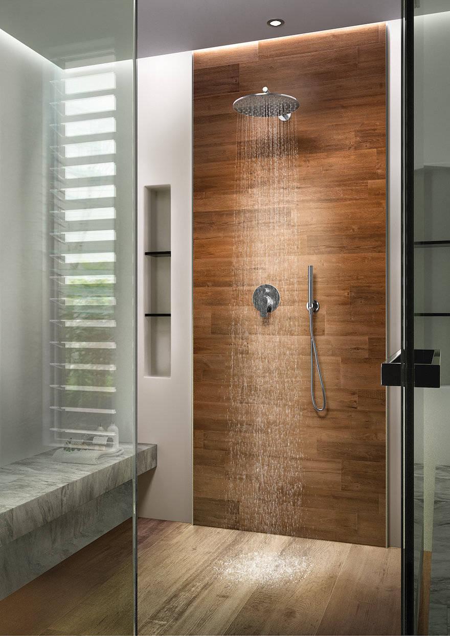 La doccia benessere di gattoni rubinetteria area - Rubinetteria bagno gattoni ...