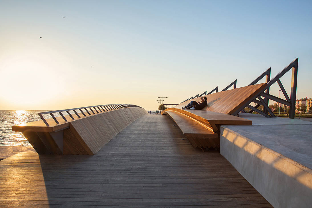 AHEC- Bostanli Footbridge & Bostanli Sunset Lounge (Case Study)53
