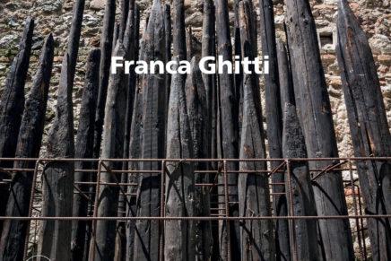 Franca Ghitti, i materiali e il legame con la terra