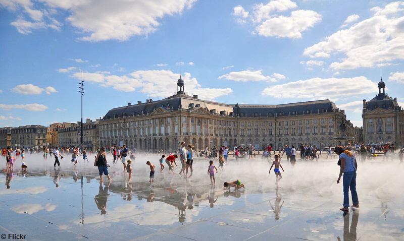 Miroir d 39 eau cultural center area for Miroir d eau