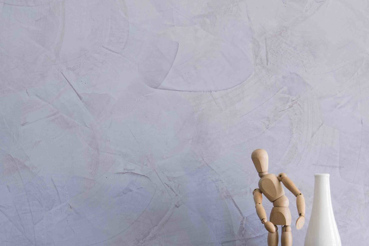 Le Calcine: pitture materiche per l'interior design