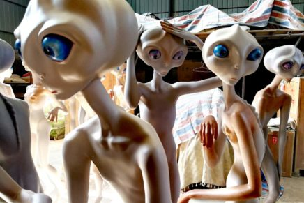 Migrant Aliens