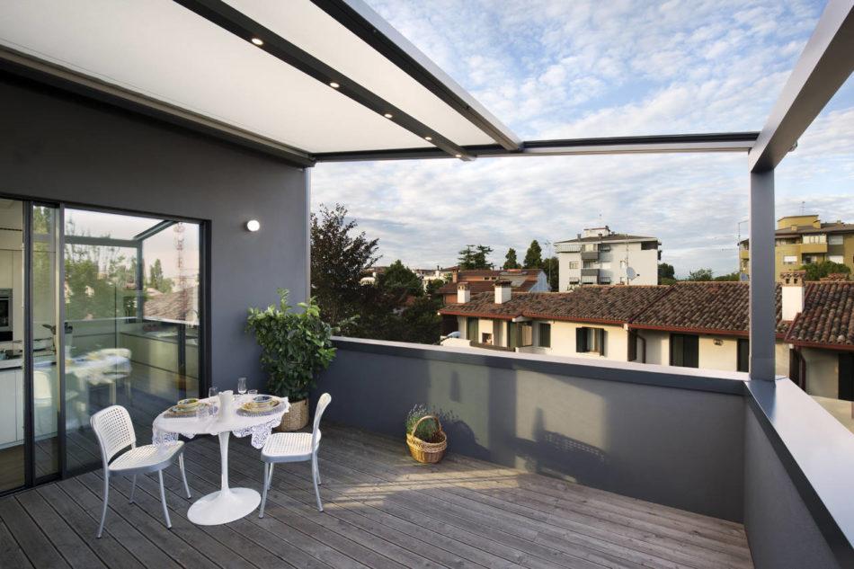 KE per un'abitazione privata a Pordenone
