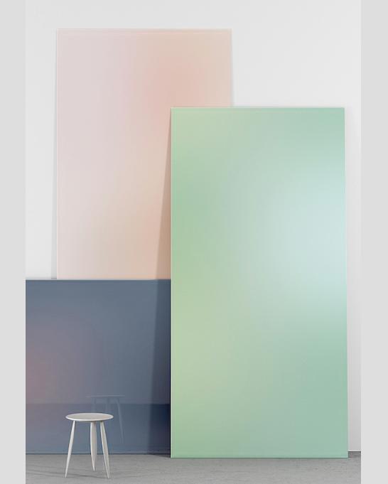 """Collezione """"Cromatica"""" design Studio Formafantasma. ©Lorenzo Capparucci"""