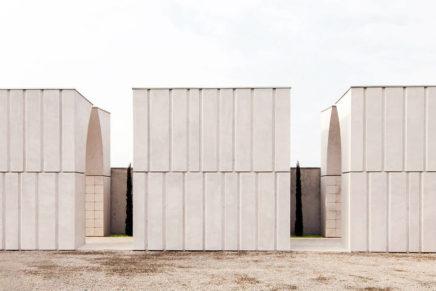 Nuovo padiglione cimiteriale a Dalmine