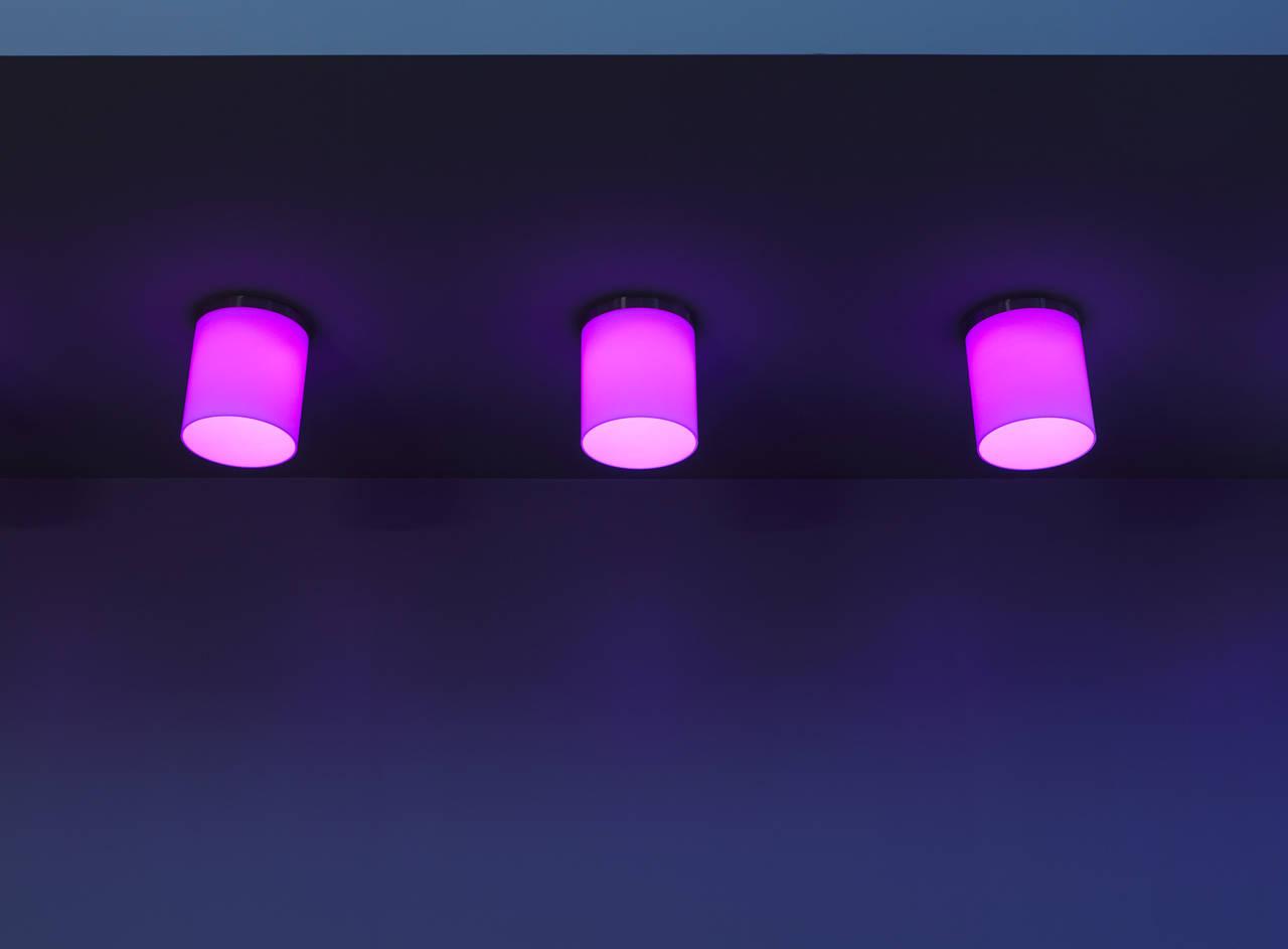 Luci Led Per Cromoterapia iride, la lanterna di acqua e luce di antoniolupi   area