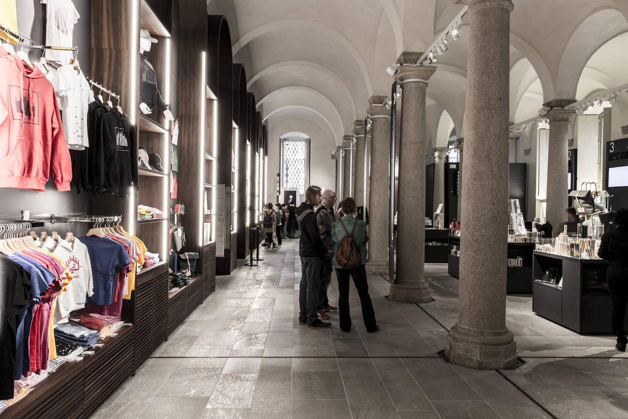 Slow Wood per i nuovi spazi della Veneranda Fabbrica del Duomo