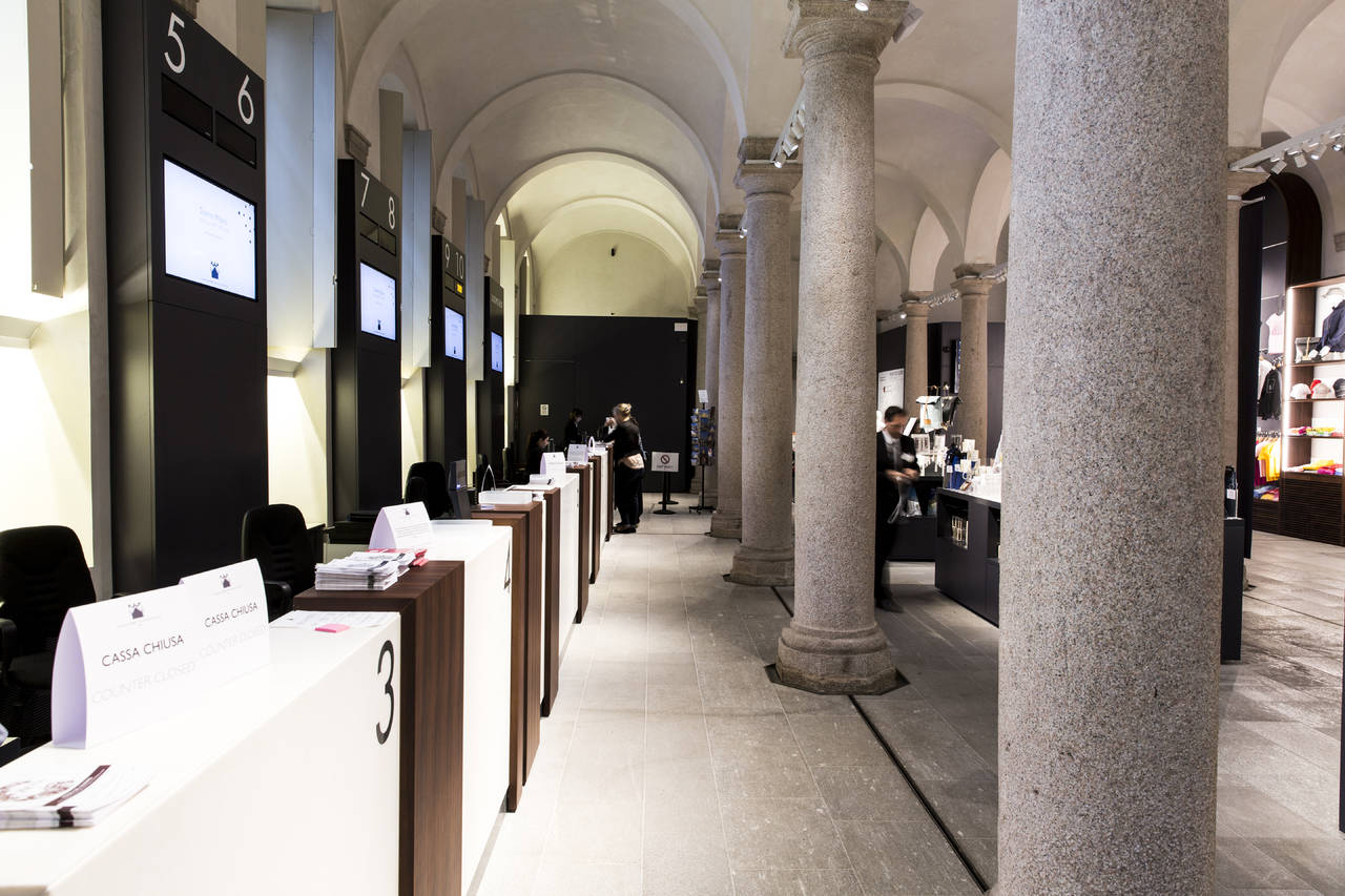 Slow Wood realizza i nuovi spazi della Veneranda Fabbrica del Duomo