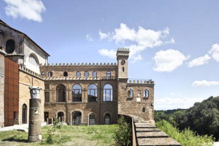 Il corten di Secco Sistemi per il Museo del Territorio Diocesano a Sutri (VT)