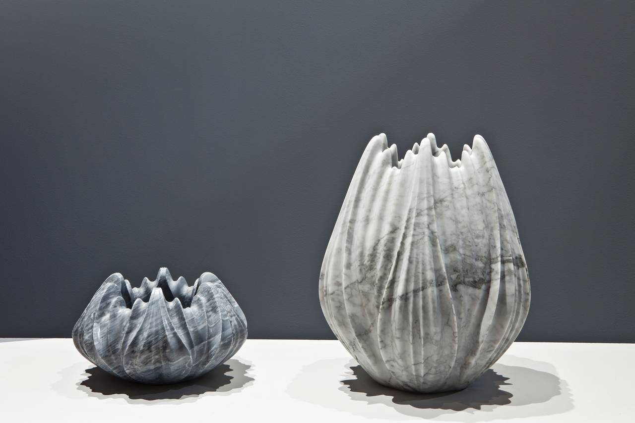 La serie di vasi Tau