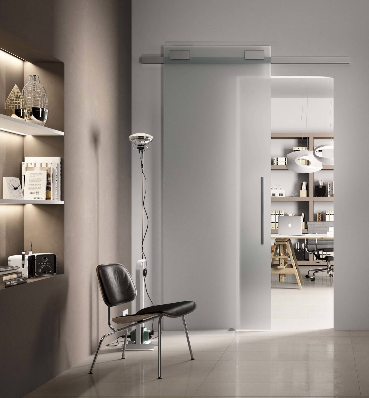 Superficie continua: Cristal Basic Zero by FerreroLegno | Area