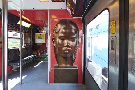 """Museo su rotaie: il Treno """"delle Arti e delle Civilità"""""""
