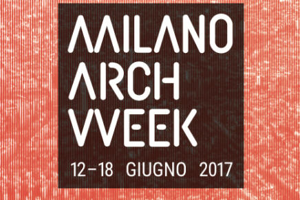 Milano Arch Week 2017