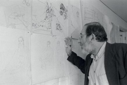 """Alvaro Siza. Viagem Sem Programa"". In mostra da FAB"