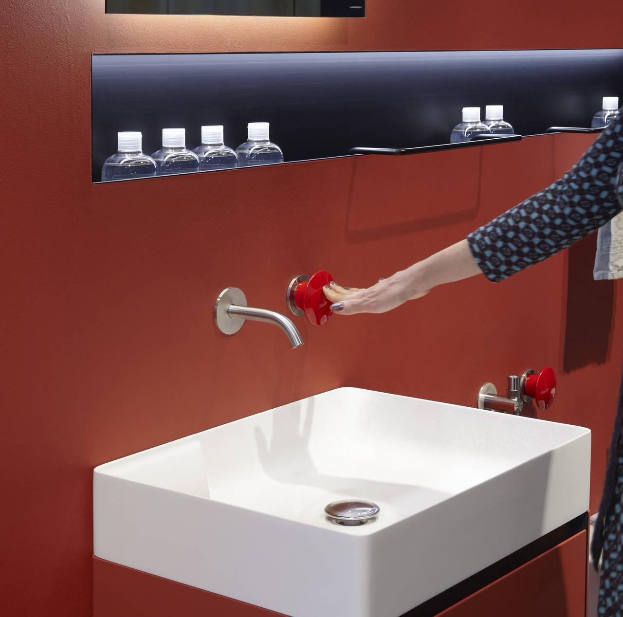 Mayday, il nuovo rubinetto di antoniolupi | Area