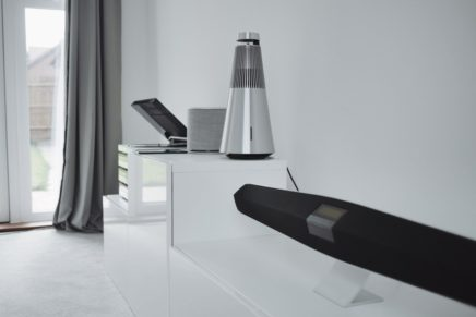 Musica wireless con Multiroom by Bang & Olufsen