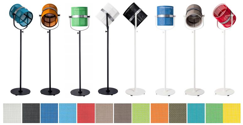 Paris e Petit - collezione La Lampe di Maiori Design