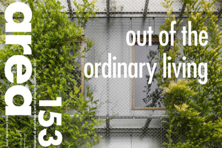area 153 – out of the ordinary living