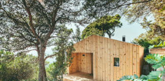 Casa de Maderaa