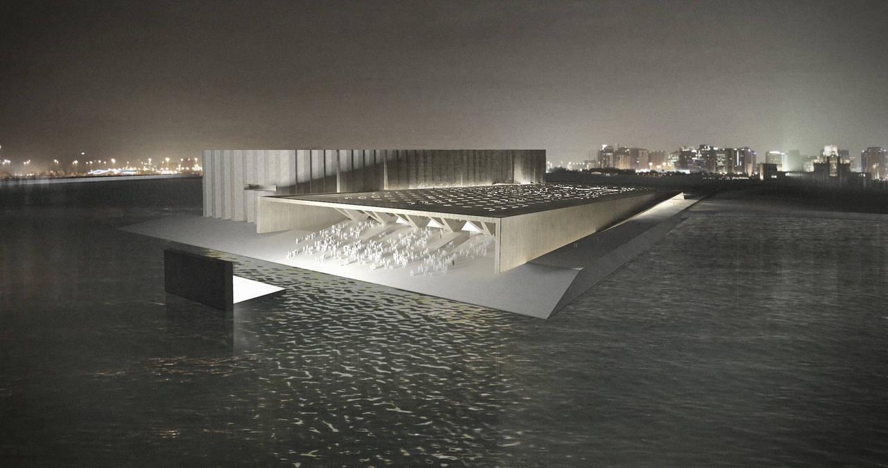 Art mill international design competition area