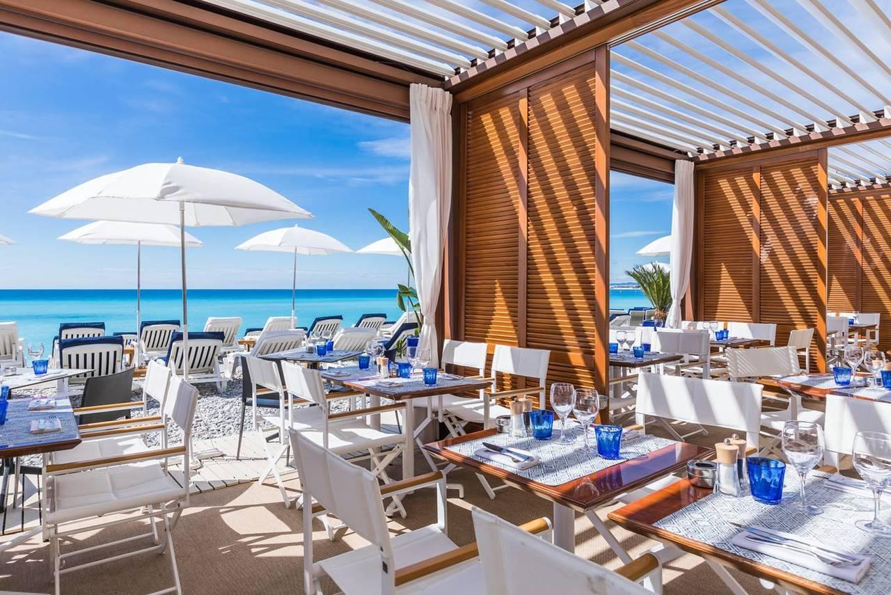 BT Group per il ristorante Le Galet in Costa Azzurra