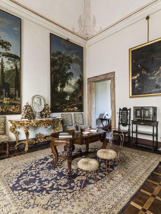 Palazzo Agliardi, Bergamo. ©Ezio Manciucca