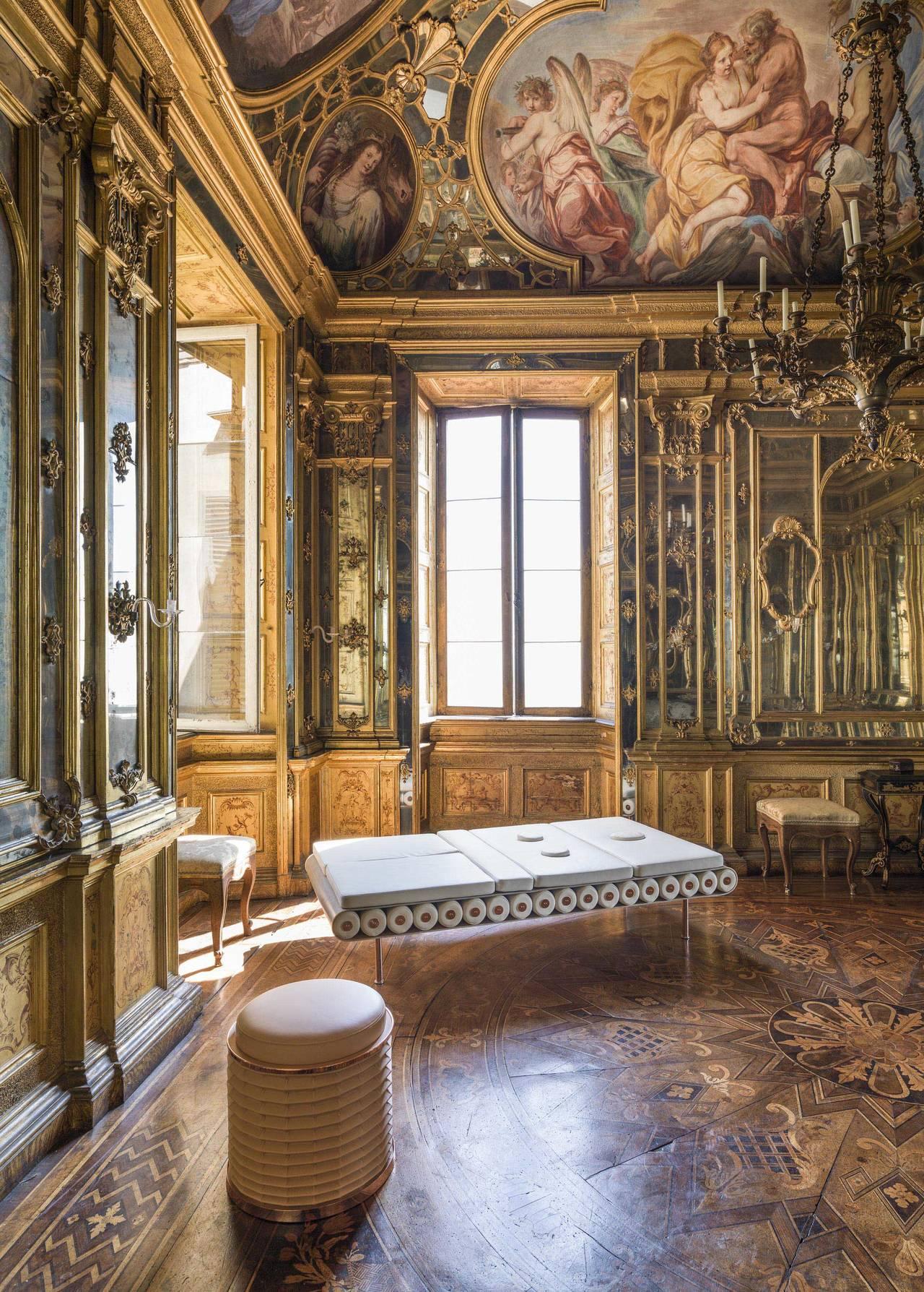 Palazzo Terzi, Bergamo ©Ezio Manciucc