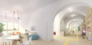 """Archisbang si aggiudica il premio """"Torino fa scuola"""" per l'istituto Giovanni Pascoli a Torino"""