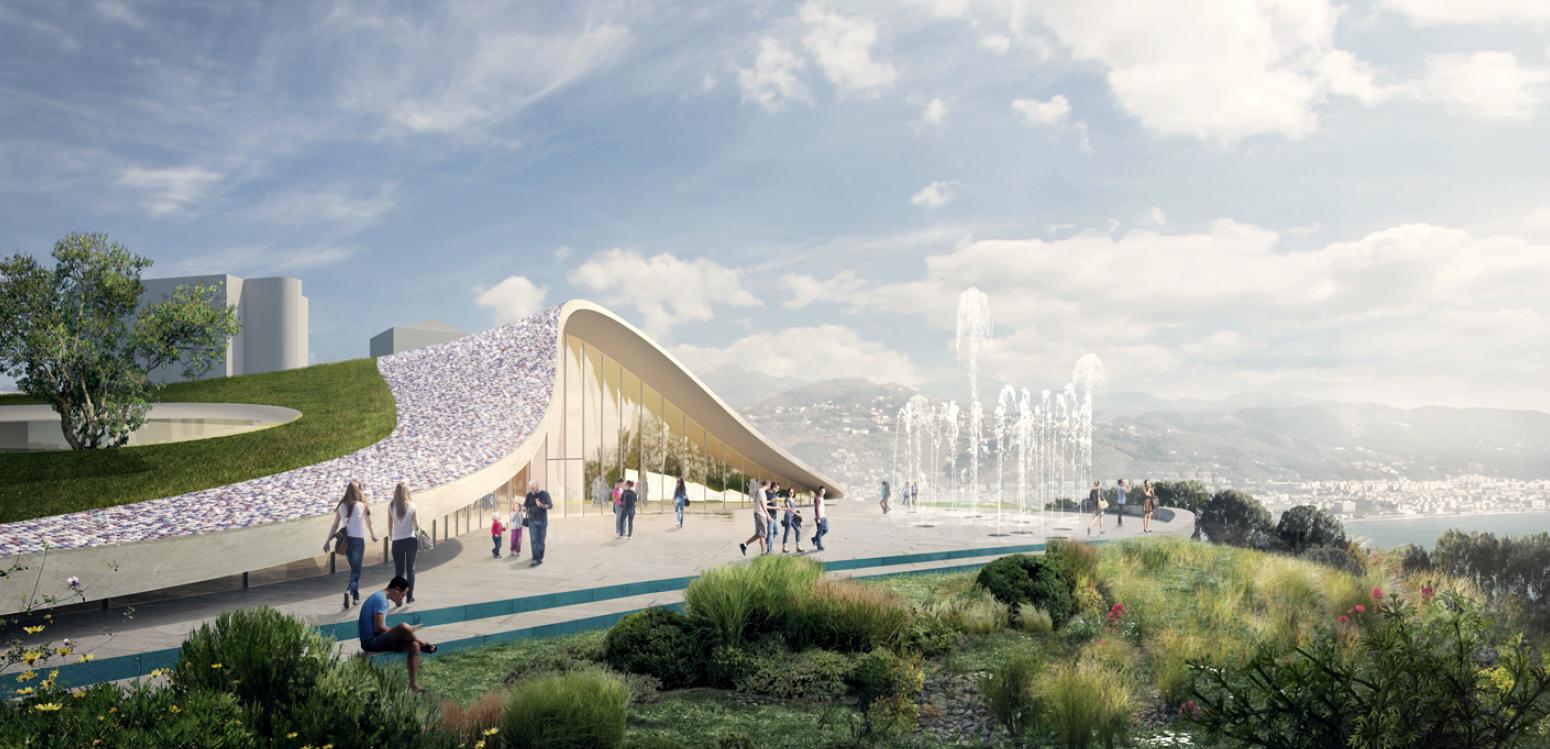 MCA - progetto Quartiere Fratte di Salerno