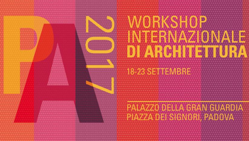 Padova 2017 architettura area for Mostre veneto 2017