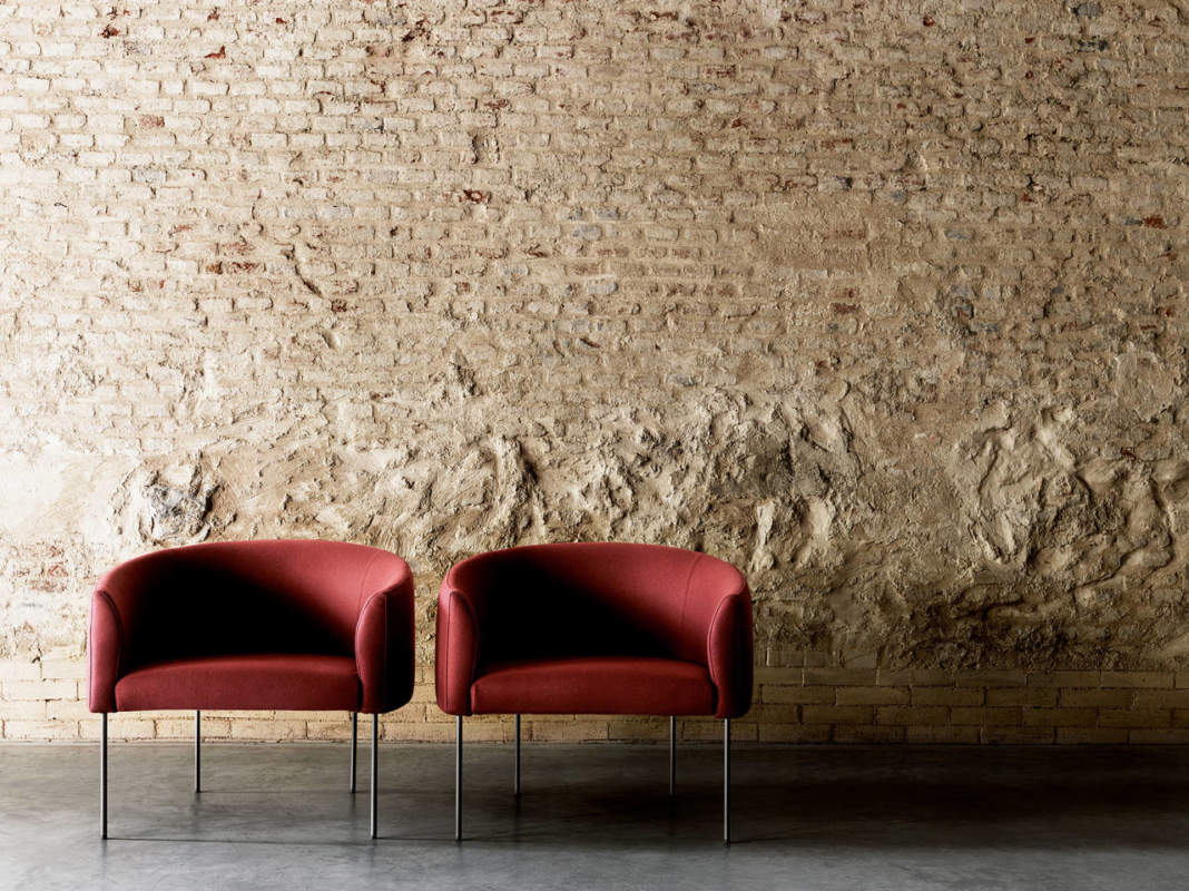 Era Armchair by Living Divani