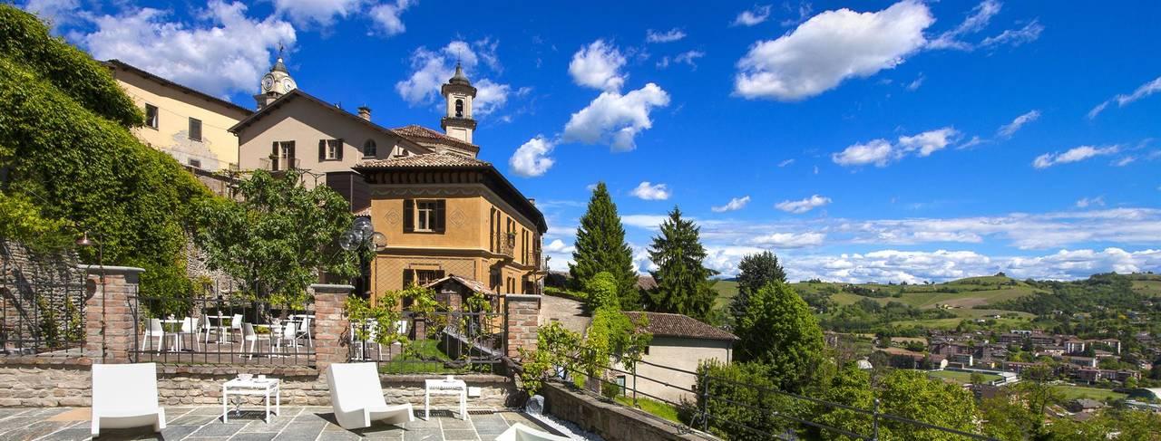 duka per Villa del Borgo ad Asti