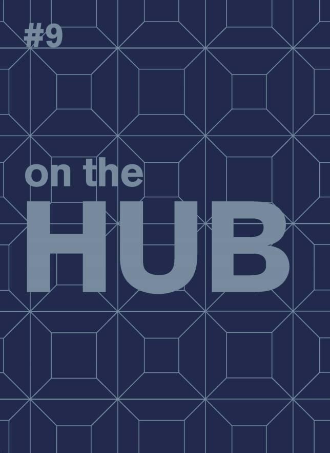 Blueindustry#9 - On the Hub