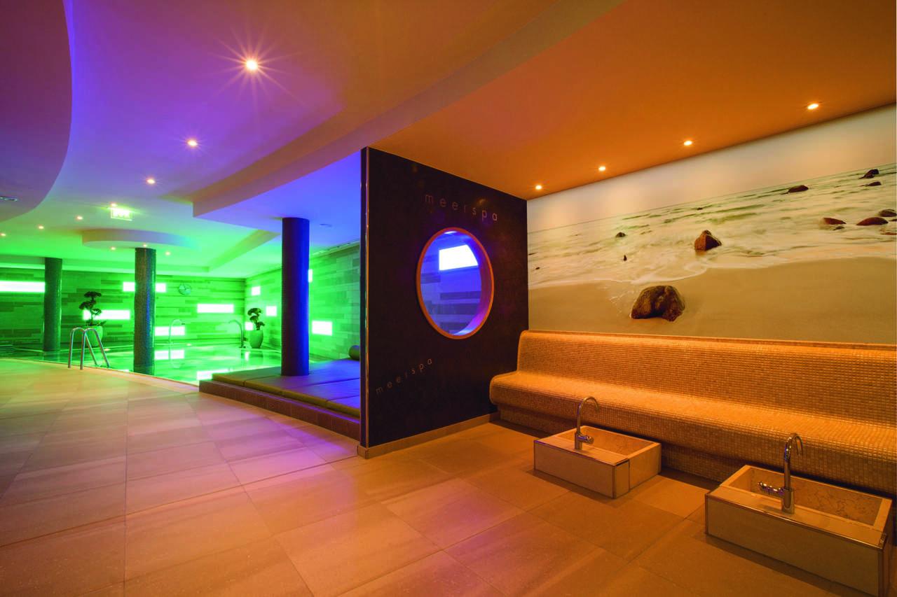 Kaldewei per l 39 hotel am meer a r gen germania area for Design hotels am meer