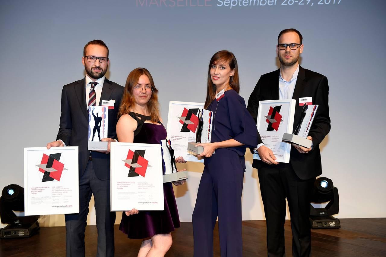 Lafarge Holcim Awards 2017