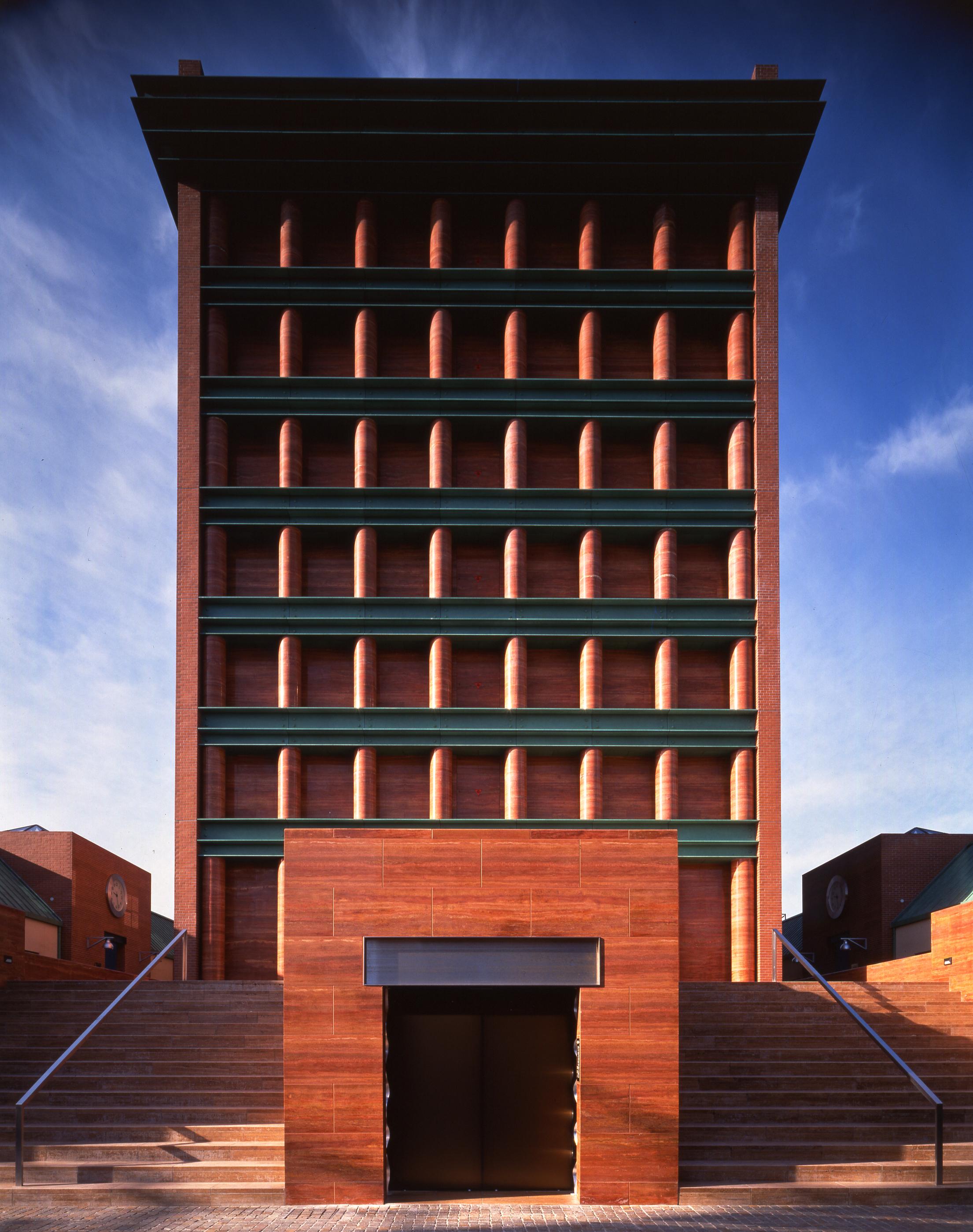 Palazzo Fukuoka - Aldo Rossi