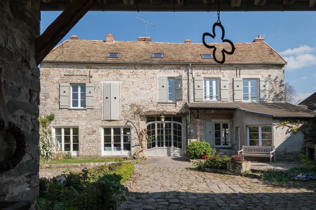 Villeroy & Boch per la casa di Gesa Hansen in Francia