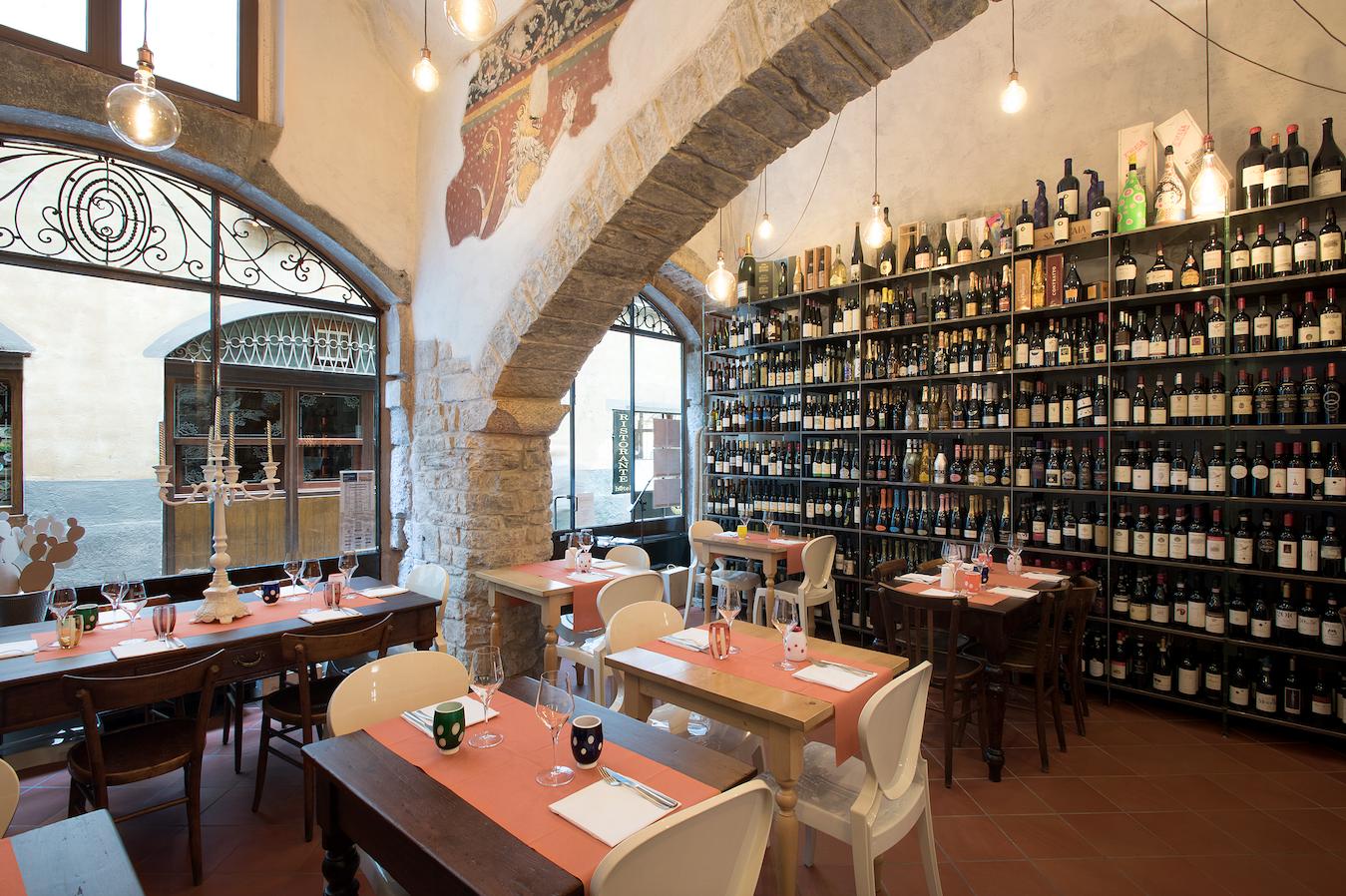 Lalimentari il nuovo ristorante tra design e tradizione